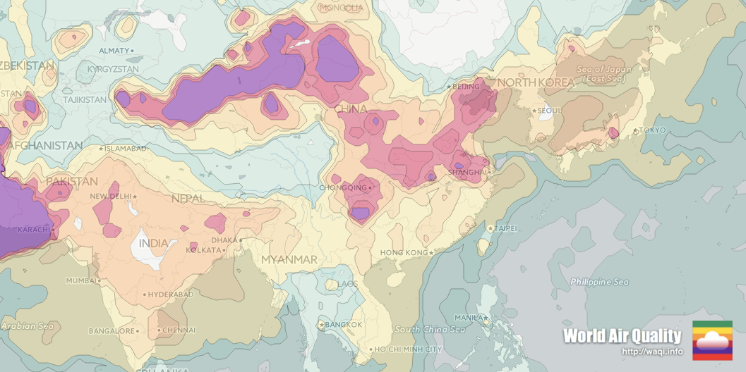 waqi-asia-air-quality-forecast